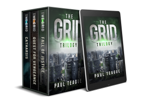 The Grid Trilogy boxset