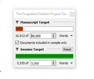September 2nd word count